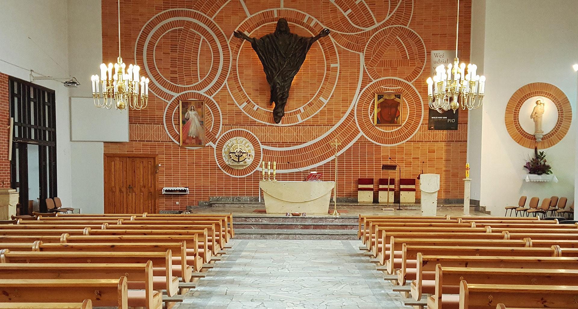 Parafia pw. Św. Józefa Poznań – Szczepankowo